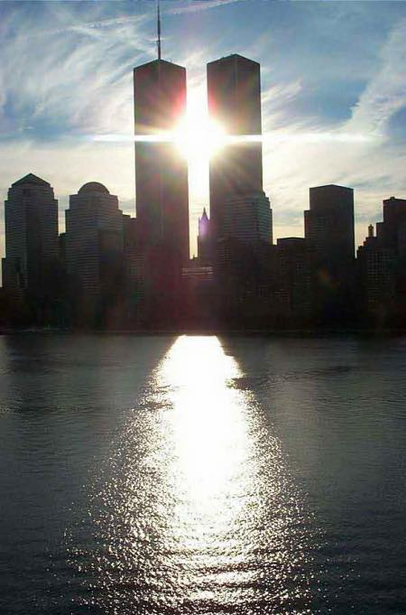 twin towers never forget
